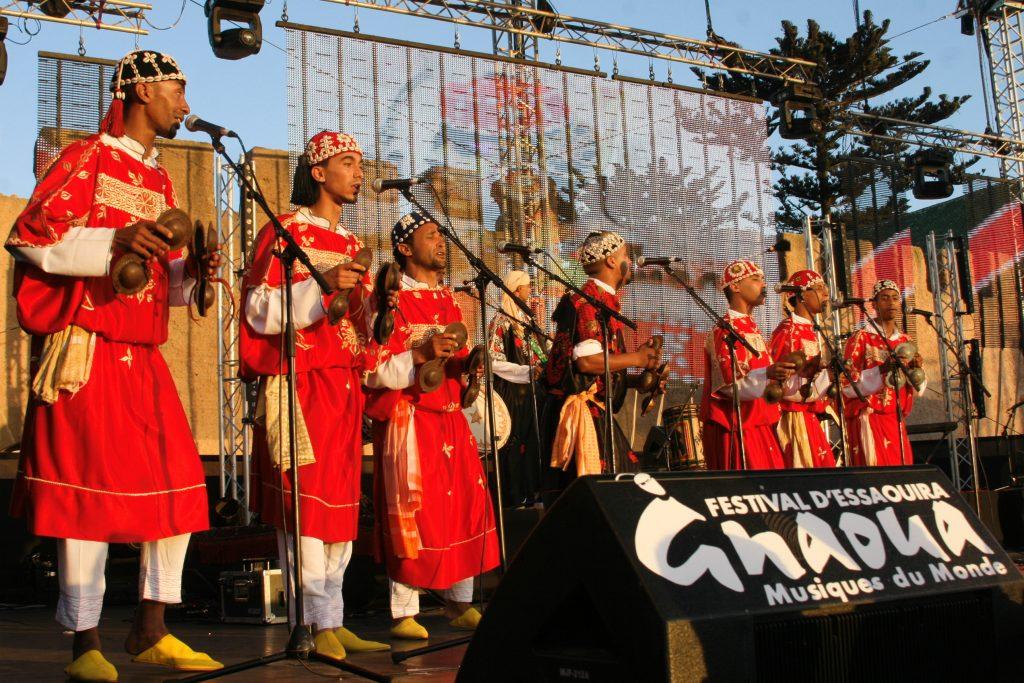 The Gnaoua Festival