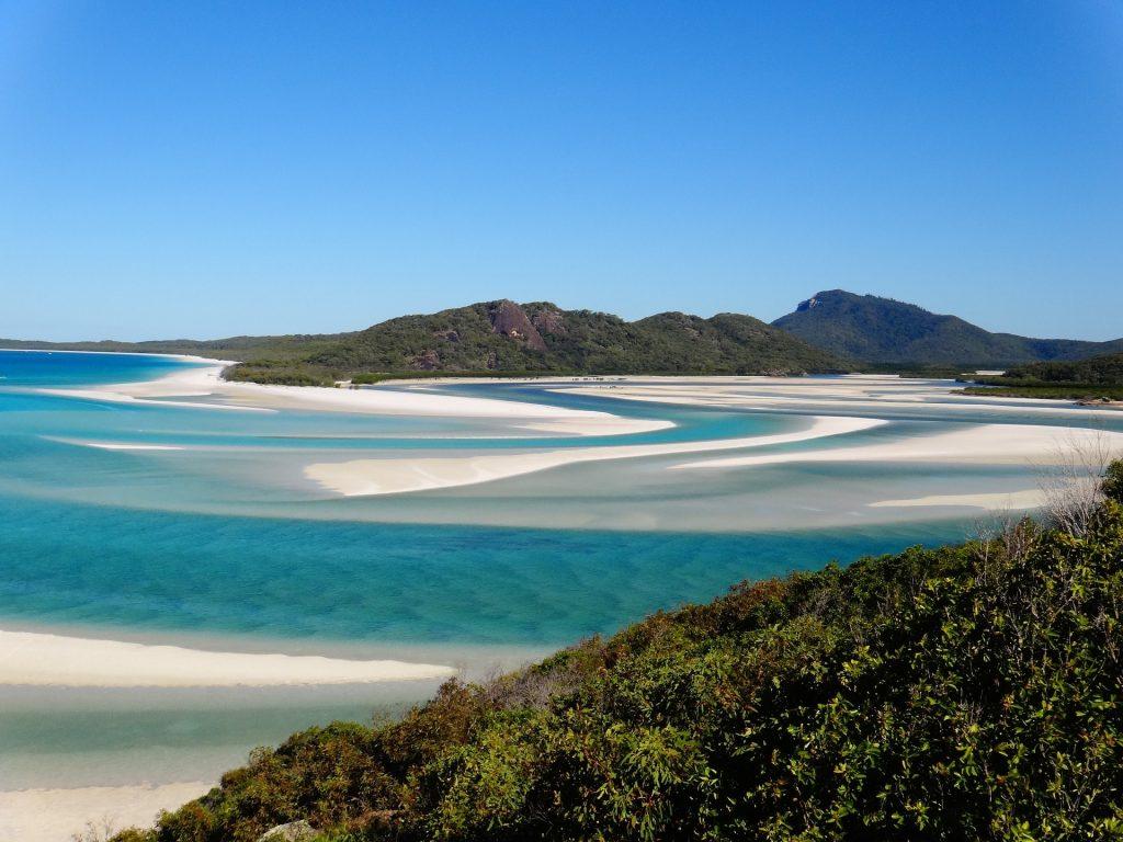 Traumhafte Whitsundays