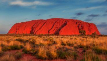 "Ayers Rock, oder ""Uluru"""
