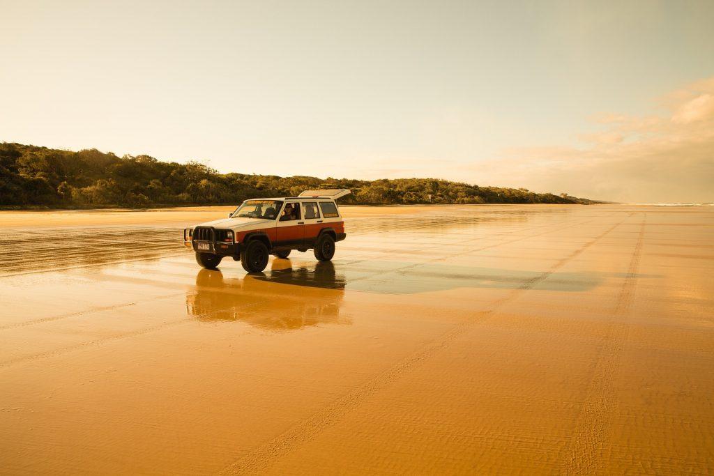 Fraser Island 4WD-Tour