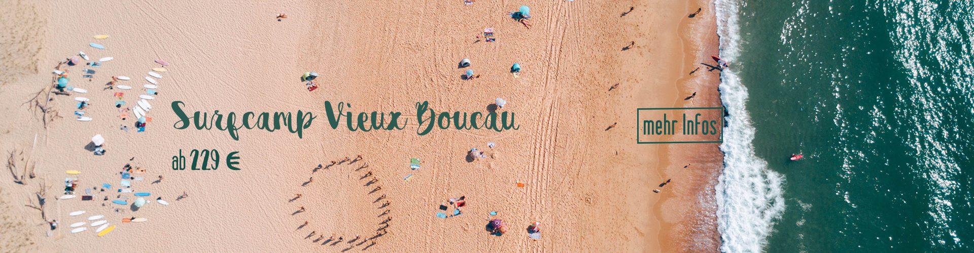 Surfcamp Vieux Boucau