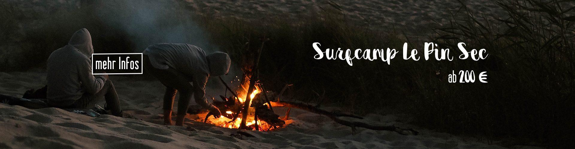 Surfcamp Le Pin Sec