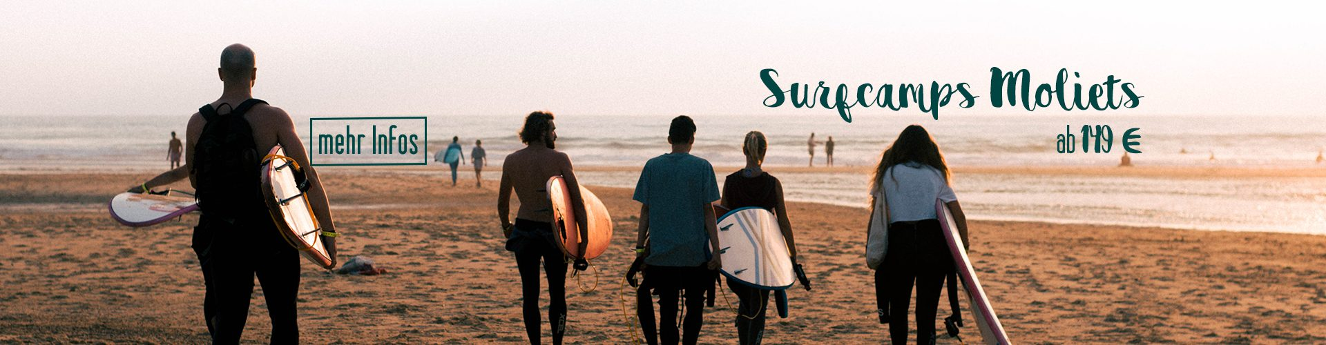 Surfcamps Moliets