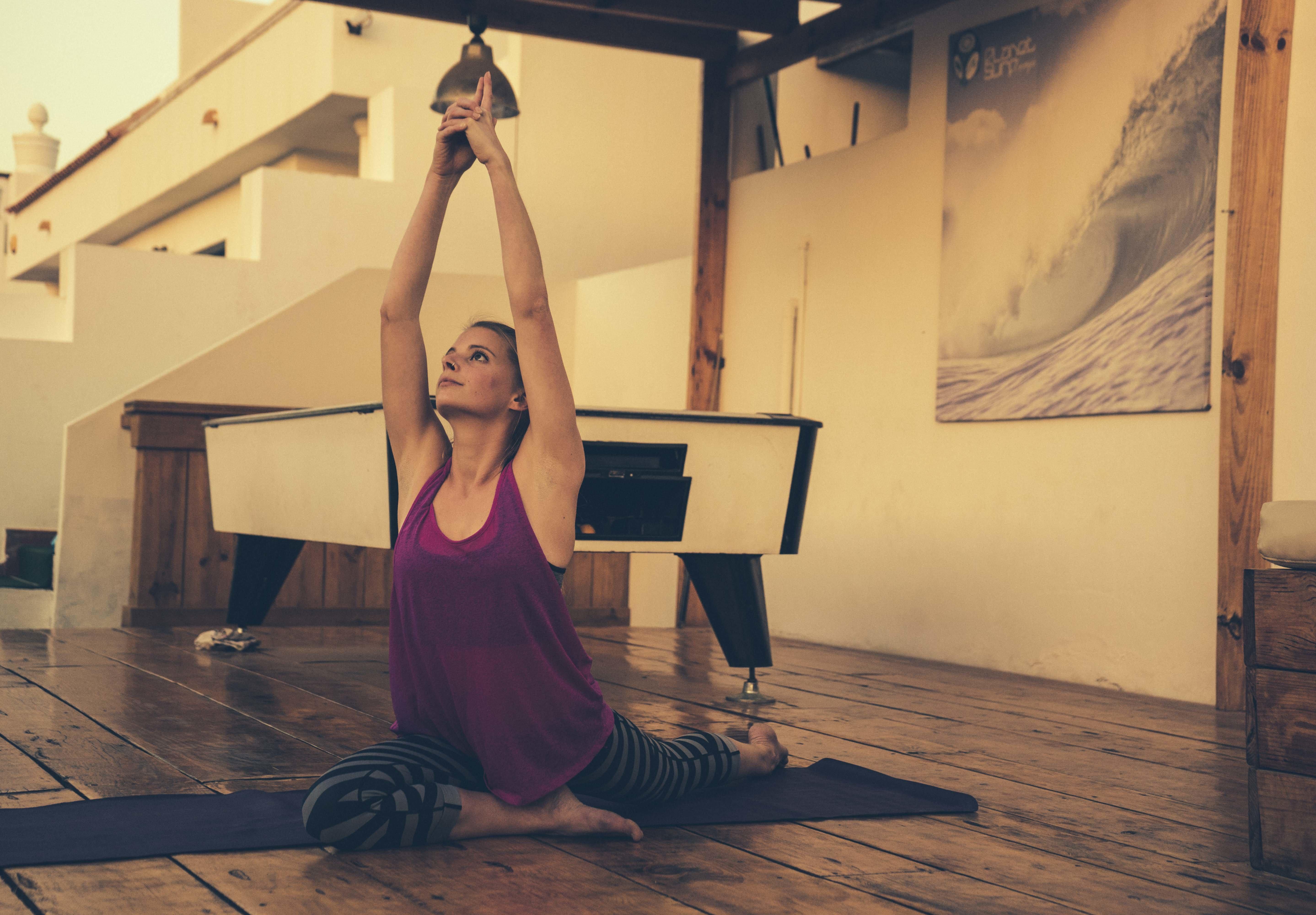 Yoga leute kennenlernen