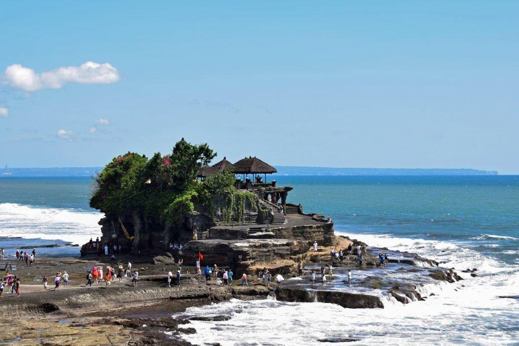 Sea Temple Tanah Lot