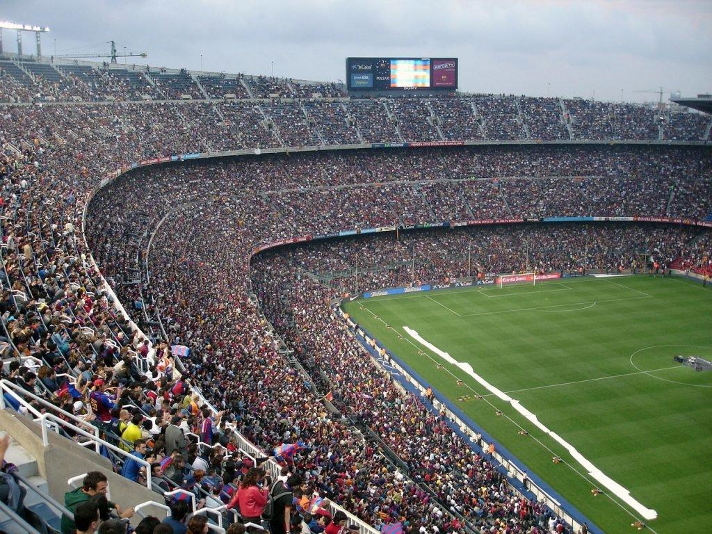 Heimat des F.C. Barcelona: Das Camp Nou