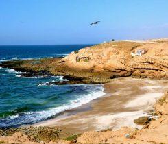 Moroccan Steep Coast