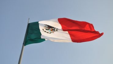 Die mexikanische Trikolore