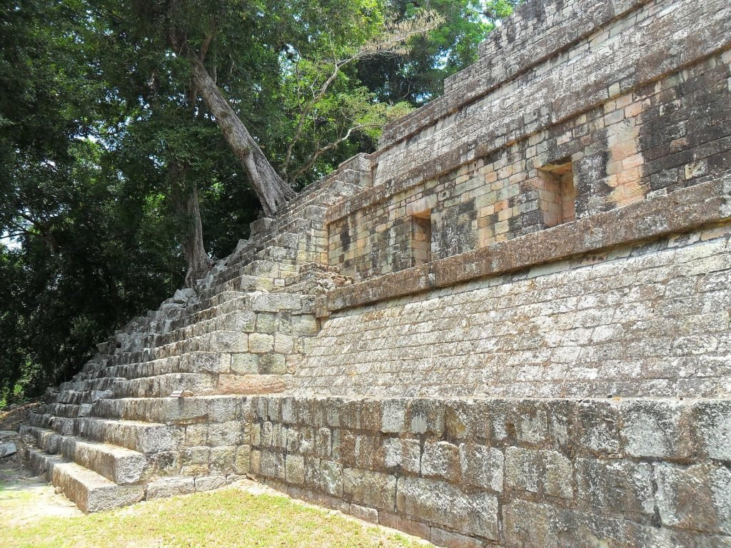 Copán-Ruinen