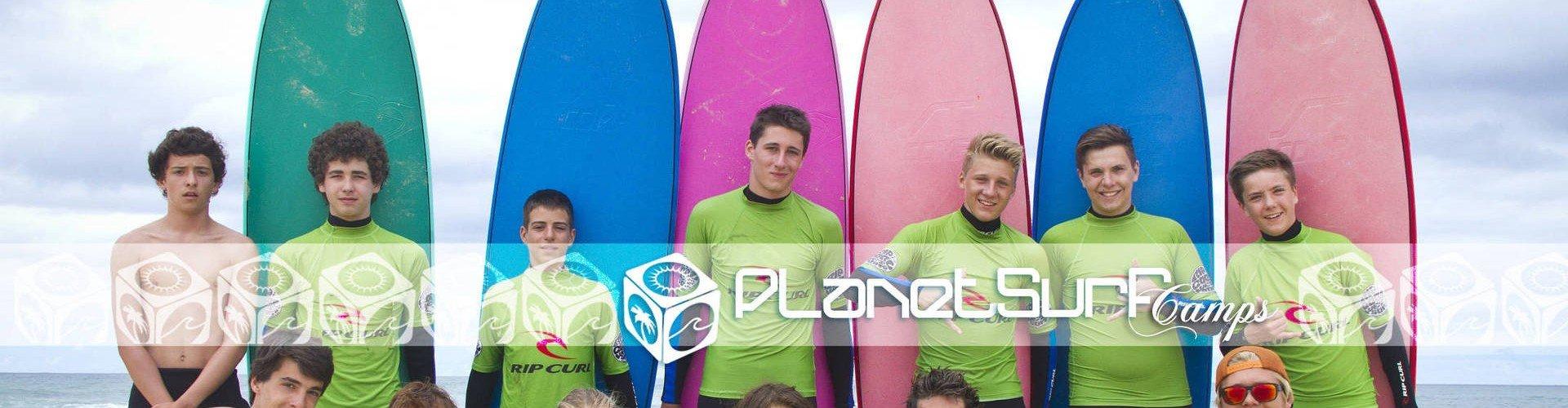 Junior Surf Kurs Frankreich