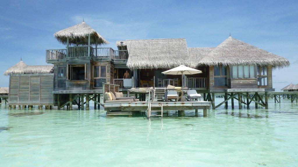 Luxury Resort on the Gilis