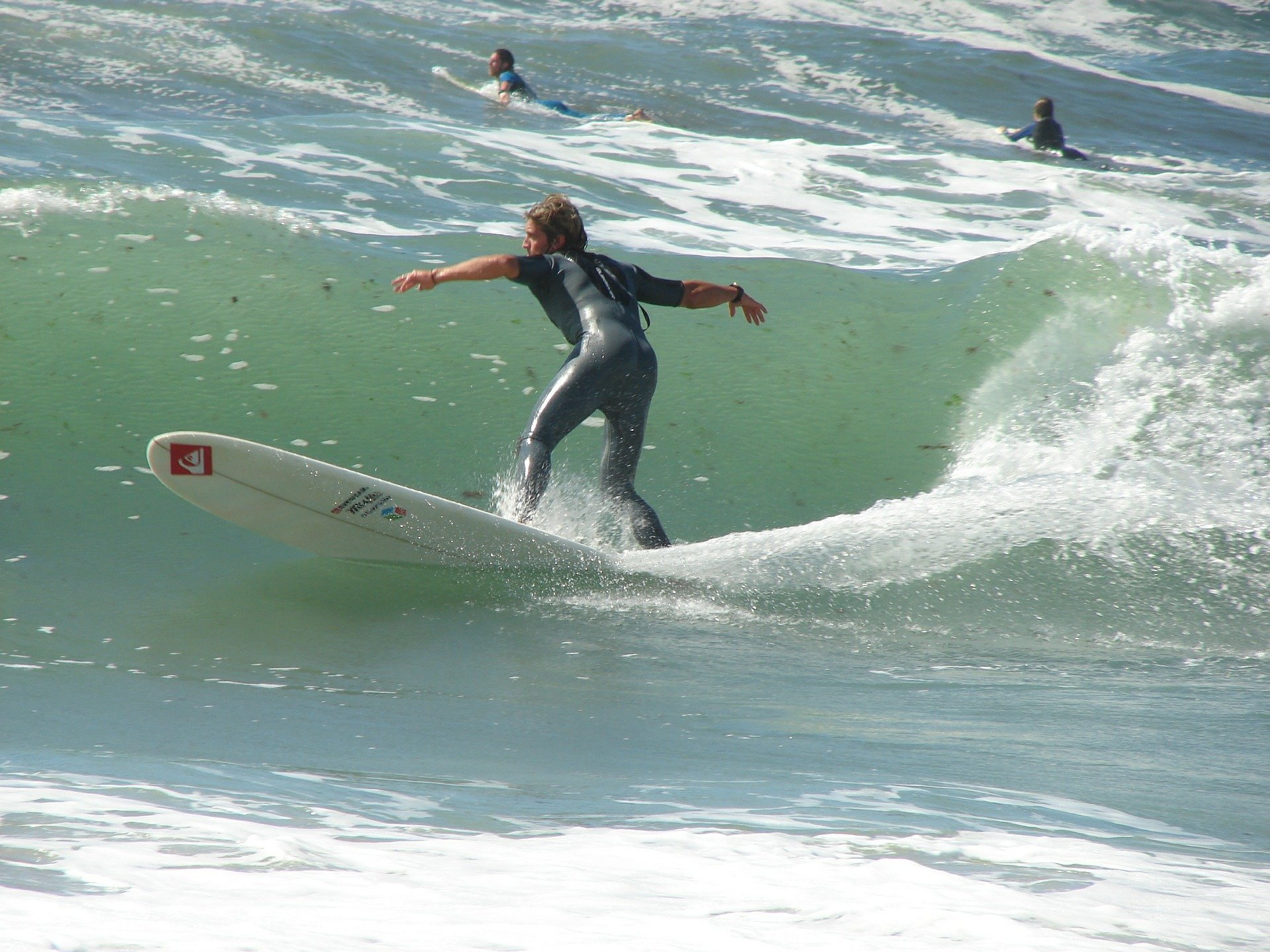 Surf camps spain planet surf offers three possibilities - Billabong bilbao ...