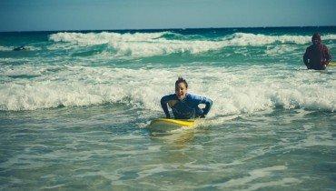 Surf en cotillo