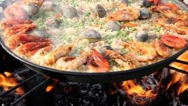 National Dish Paella
