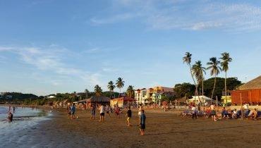 Beach Life in San Juan del Sur