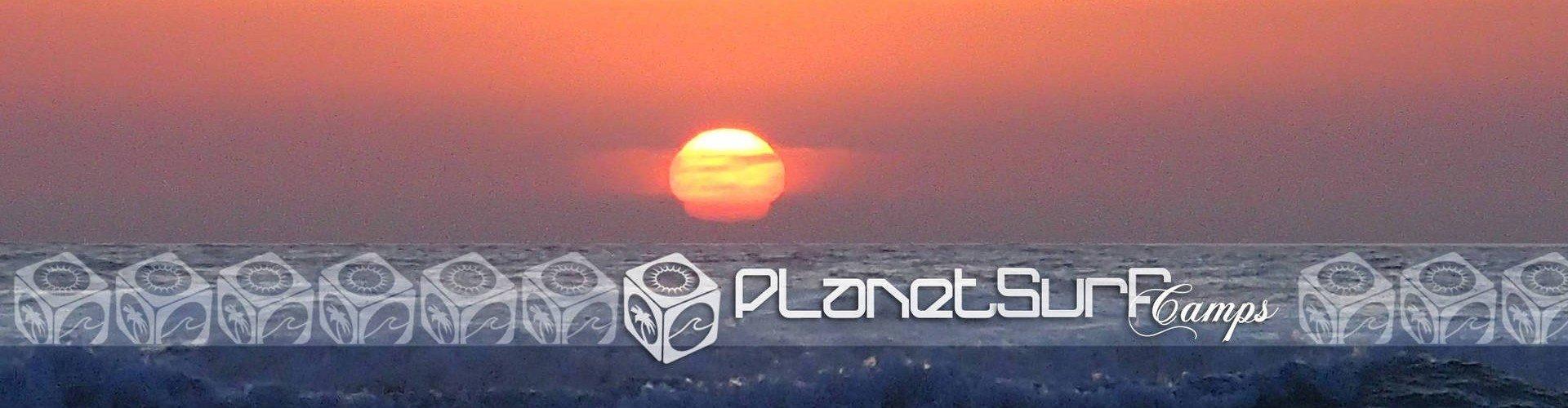 Erstaunlich Ozean Sonnenuntergang vom Surfspot