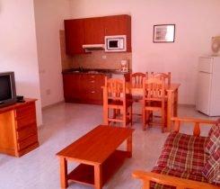 Apartmentos Serenada - salón comedor