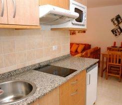 Apartmentos Serenada - cocina