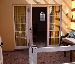 Apartmentos Serenada - terraza