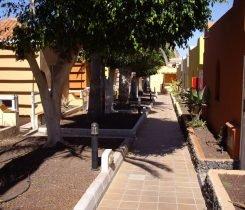 Apartmentos Serenada - pasillo exterior