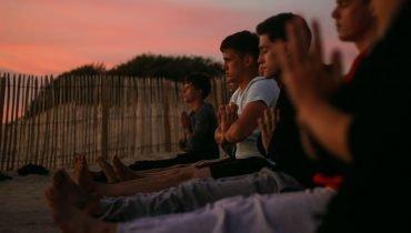 Yoga-Unterricht in Le Pin Sec