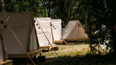 Exclusive Glamping at Planet Surfcamps