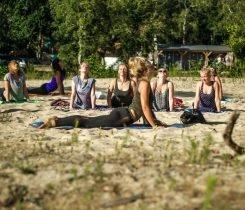 Yoga - Surfcamp Moliets