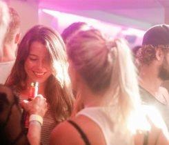 Party im Surfcamp Vieux Boucau