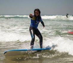 Surfing - Surfcamp Moliets