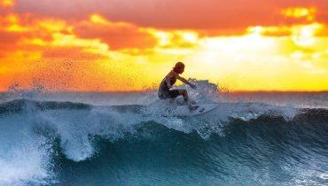 Surferparadies Bali